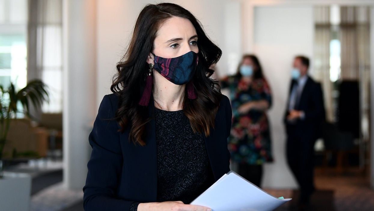 New Zealand's Ardern Pledges 100% Renewable Energy by 2030 if Her Labour Party Wins Next Month's Election