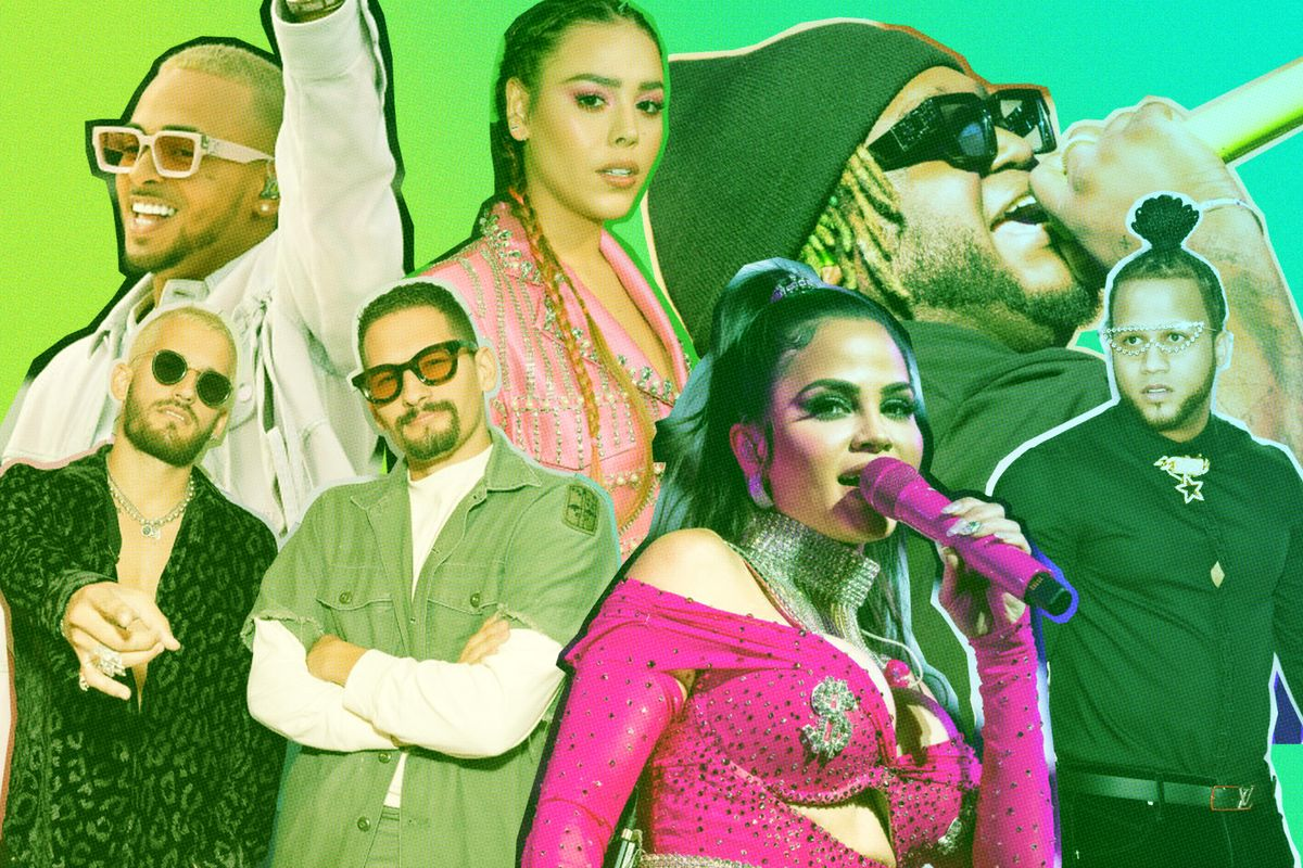 12 Latinx Artists to Stream Right Now
