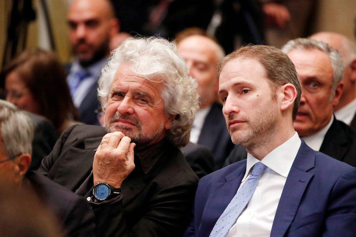 I ministri non pagano Casaleggio, Grillo gli fa le fusa