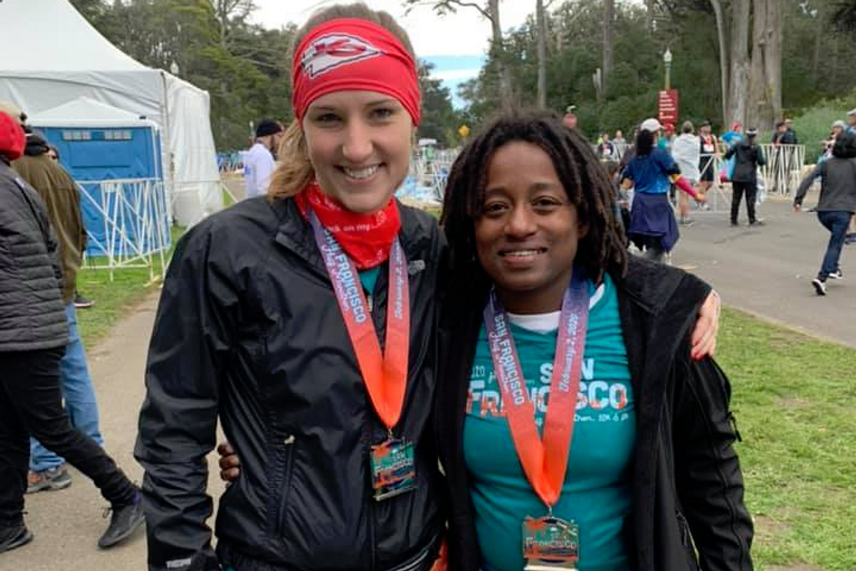 This organization is fighting homelessness one run at a time