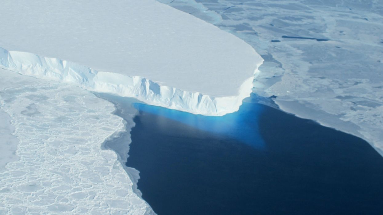 Antarctica's 'Doomsday Glacier' Is Starting to Crack - EcoWatch