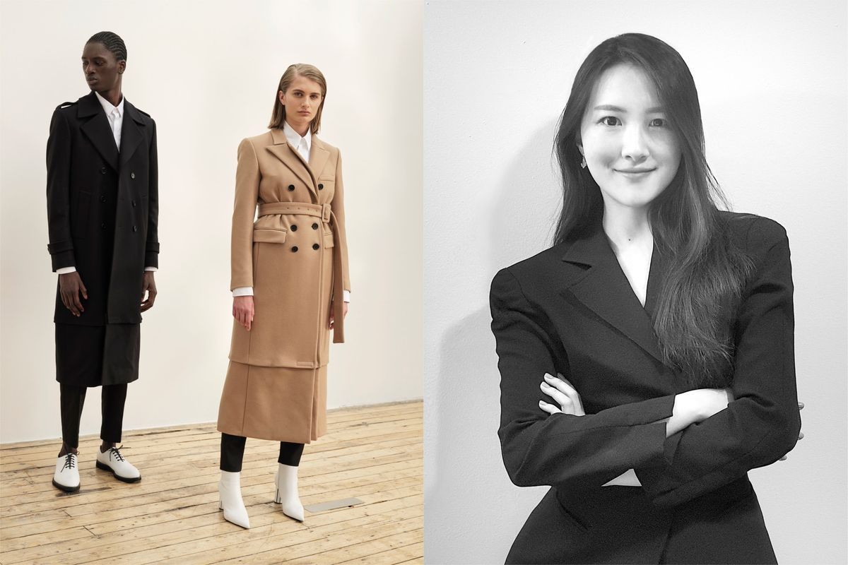The Parsons Grad Making Tailored Coats From Plastic Bottles