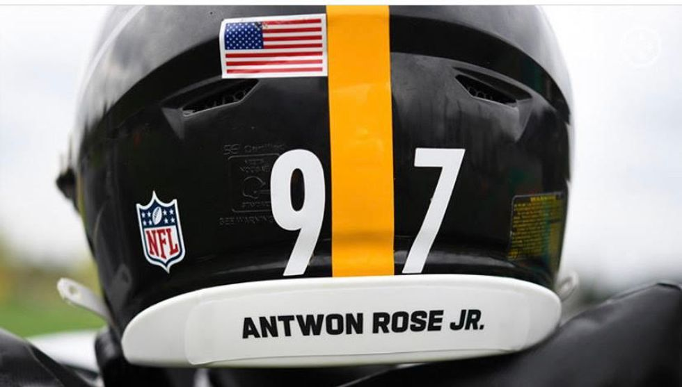 The Steelers Are Honoring Antwon Rose Jr., A Victim Of Police Brutality, For The 2020 Season
