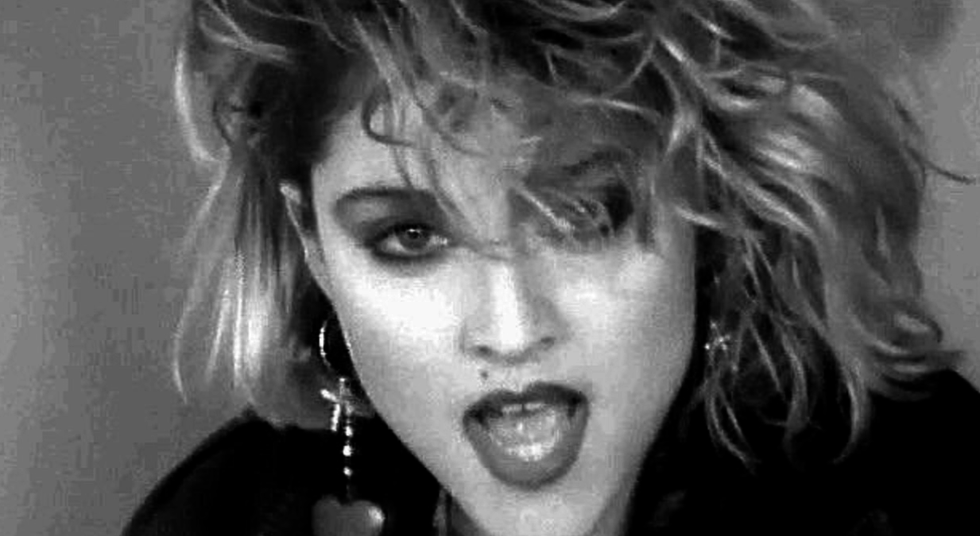 Madonna Shouldn't Be Wasting Time On A Biopic Because It Could Go Horribly Wrong