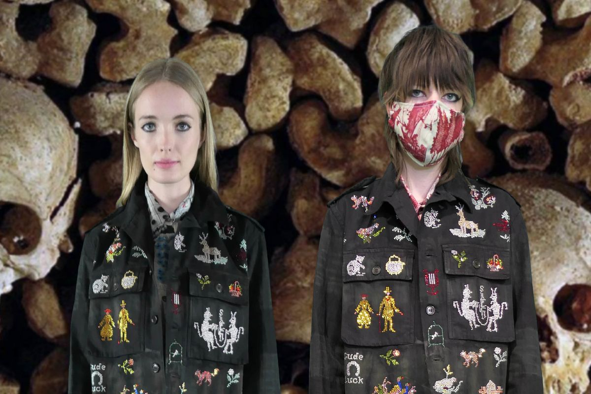 Libertine Kicked Off 20 Years With a Ghostly NYFW Film