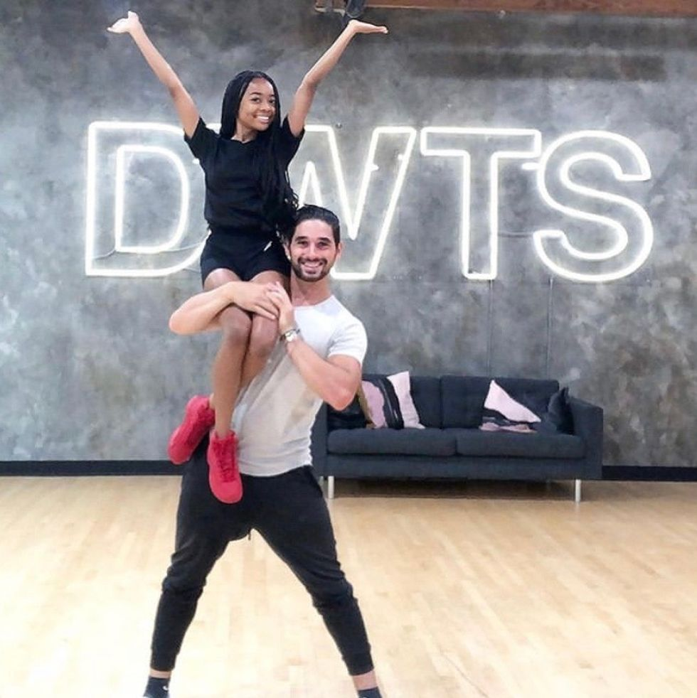 5 Contestants To Watch On 'Dancing With The Stars' That Are Definitely In It To Win It