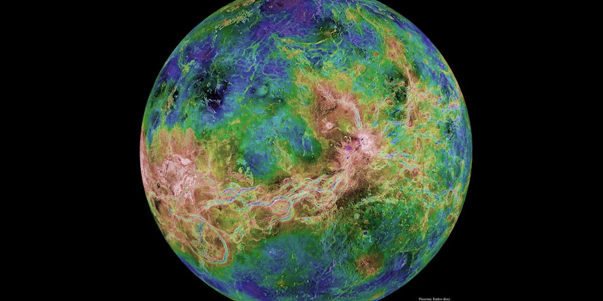 Scientists Detect Possible Sign of Life on Venus