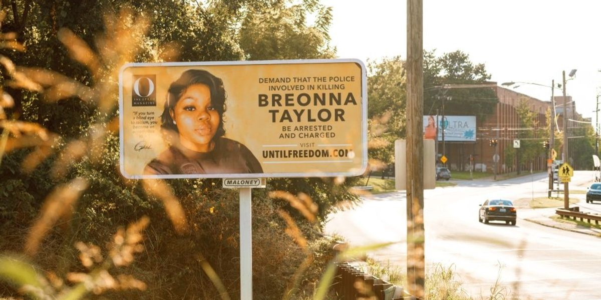Breonna Taylor's Family Settles With Louisville