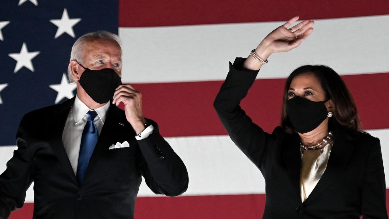 'Harris administration?' Biden and Harris both slip up in public about who is in charge
