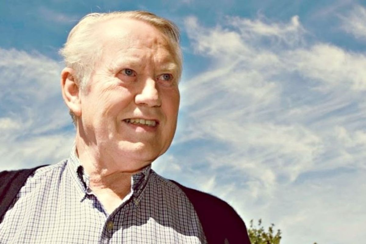 He promised to die 'broke.' $8 billion dollars later, the world is a better place for it.