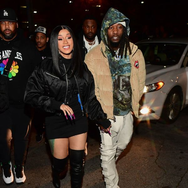 Cardi B Is Divorcing Offset... For Real This Time