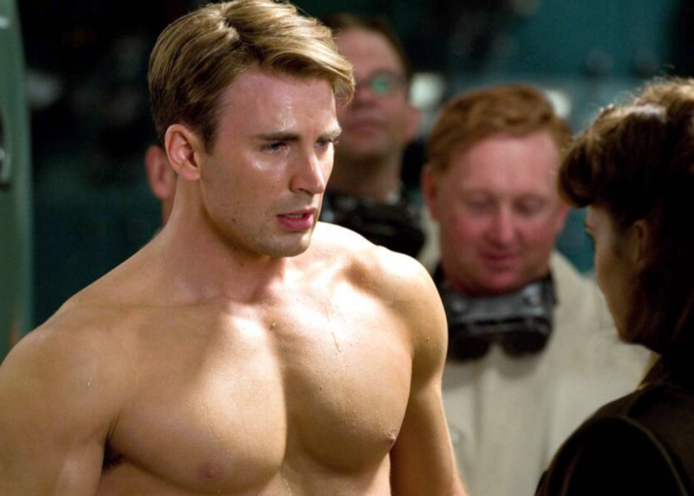 Chris Evans Is Making Voting SEXY And If You Aren't Registered To Vote Yet, This Should Change Your Mind