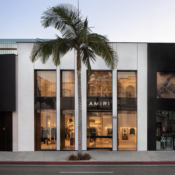 LA Will Finally Get a Taste of Amiri's Entire Brand Universe