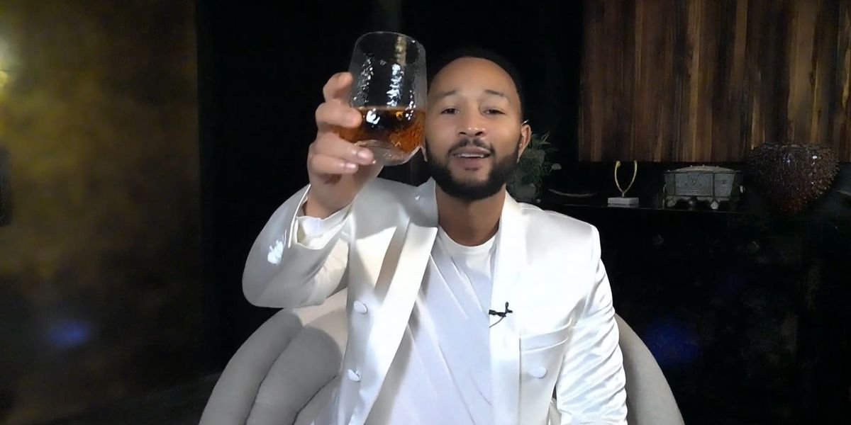 Old stunt: Pop star John Legend says Americans might need to think about leaving US if Trump gets re-elected, succeeds in 'project' to 'destroy democracy'