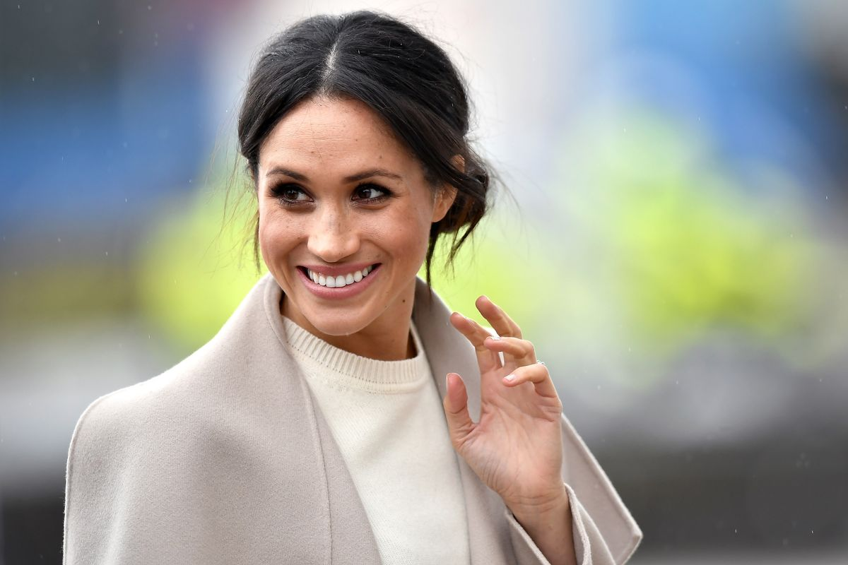 Report: Meghan Markle May Run For President
