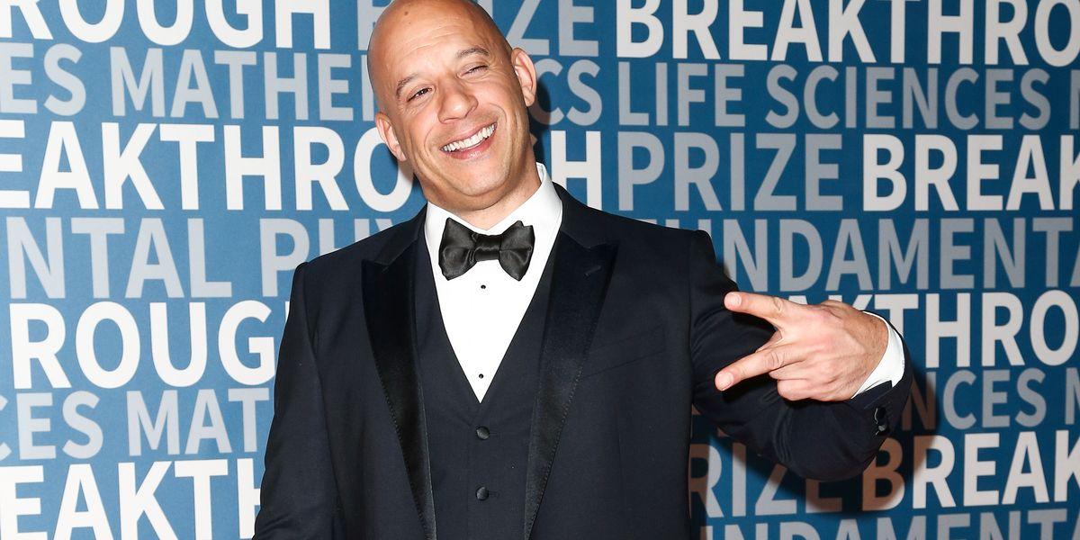 Vin Diesel Is Now a Recording Artist