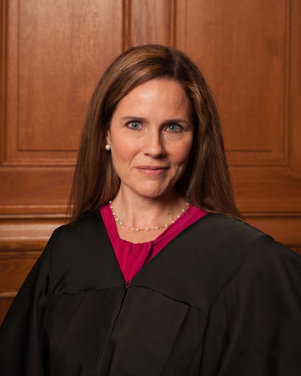 I'm A Catholic Woman And I Do Not Support Amy Coney Barrett's Nomination To The Supreme Court