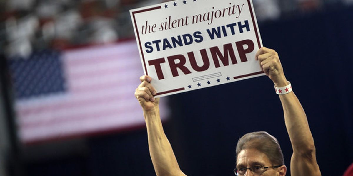 Why Cognitive Dissonance Makes Trumpsters Flee To Their 'Bizarro World'