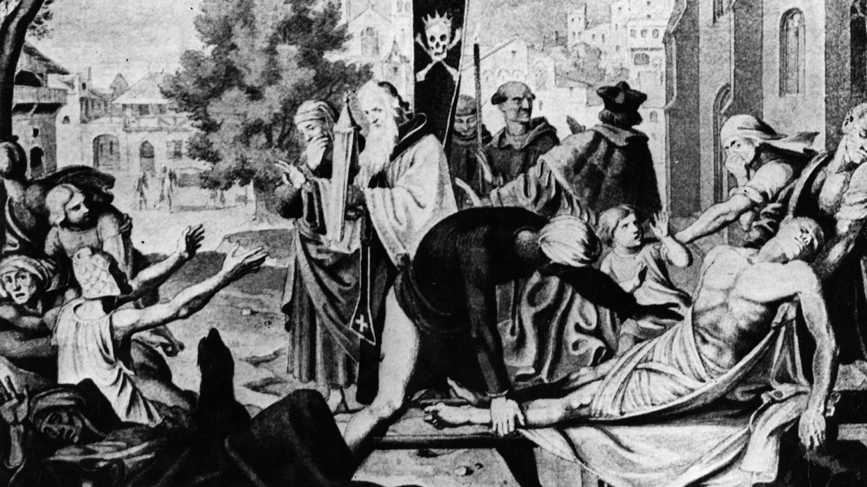 Quarantine rule breakers in 17th-century Italy partied all night – and some clergy condemned the feasting