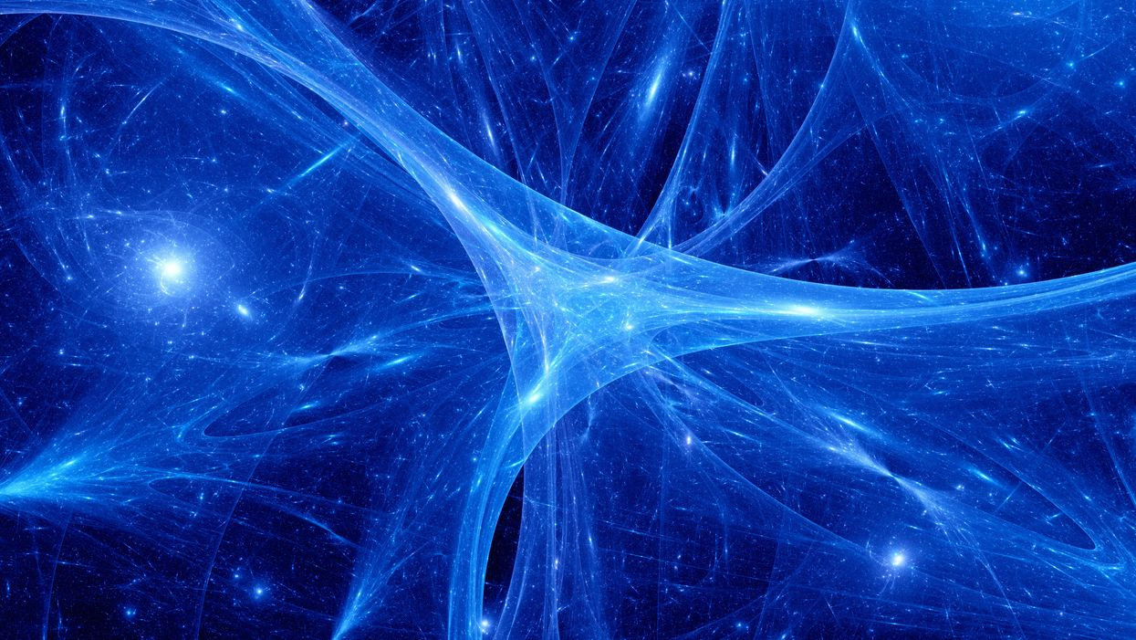 Universe works like a cosmological neural network, argues new paper