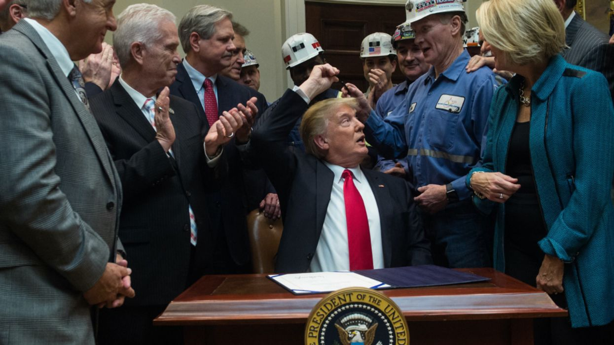 Will Coal Miners Stand by Trump as Jobs Disappear?
