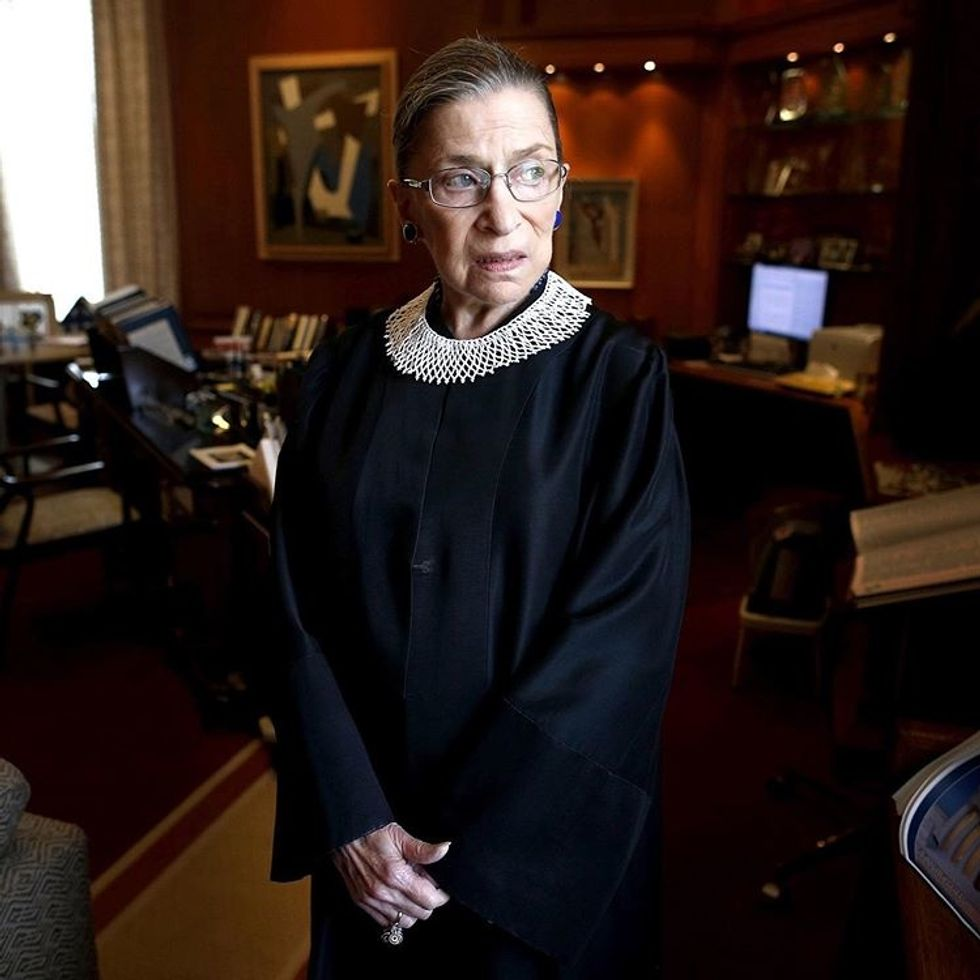 Ruth Bader Ginsburg Was A Titan For Gender Equality, And Her Legacy Deserves To Be Honored