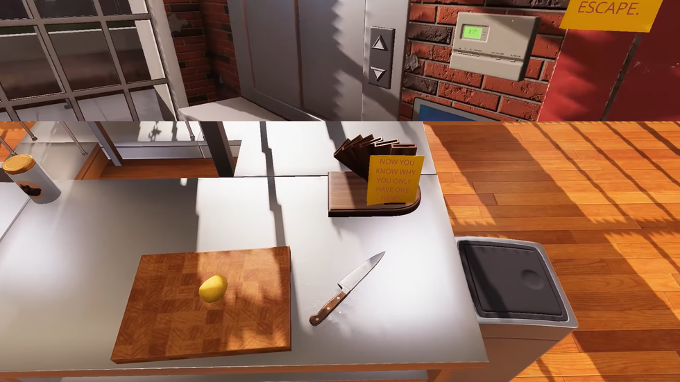 After Hours Of Playing 'Cooking Simulator', I'm A Wiz In The Kitchen...Well, Virtually