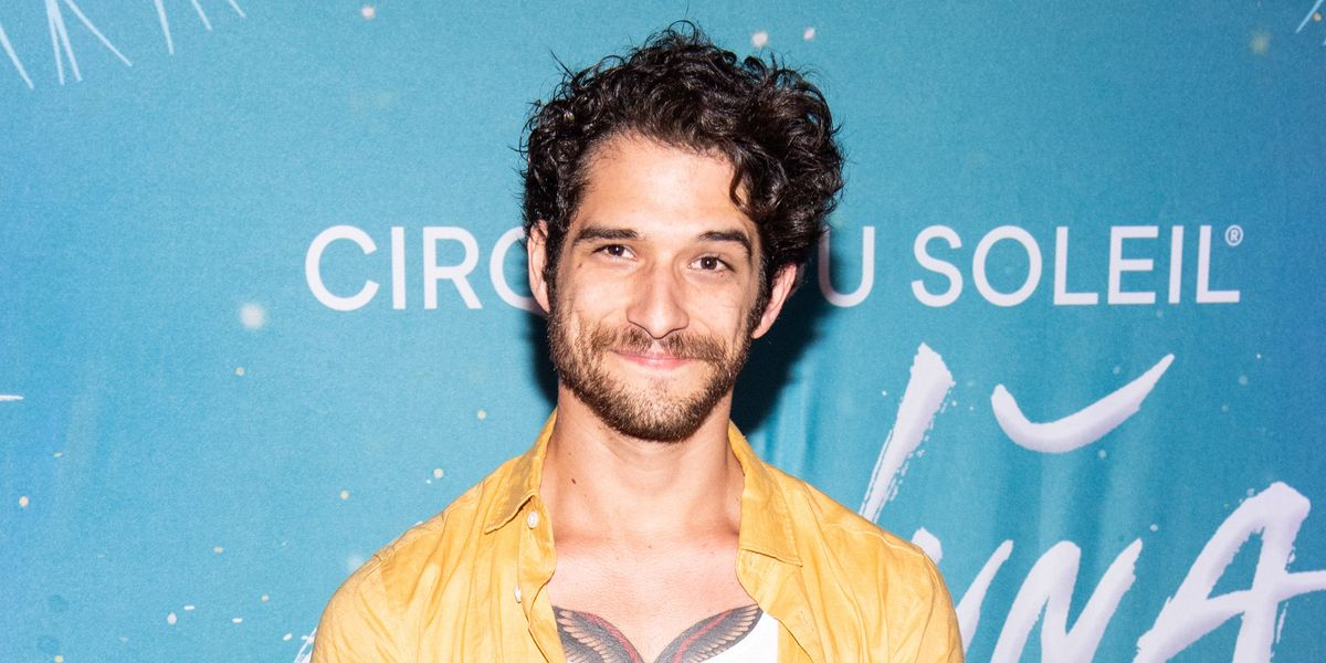 Tyler Posey marks OnlyFans debut with nude video