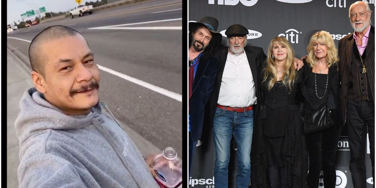 Fleetwood Mac Also Loves the Viral 'Dreams' Skateboarder
