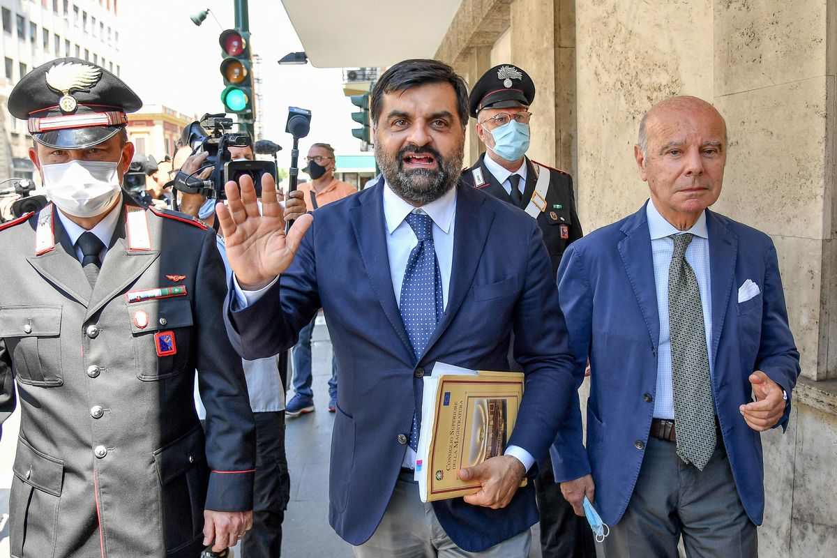 «Incontrai i deputati pd Lotti e Ferri per mettere Ermini a capo del Csm»