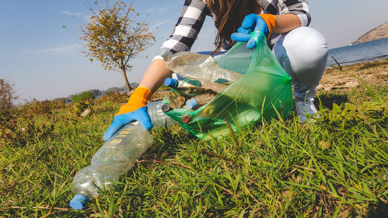 Plastic-Eating Super Enzyme Could Help Solve the Plastic Waste Crisis