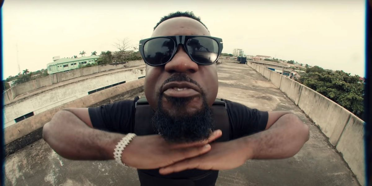 Sarkodie 'Gimme Way' ft. Prince Bright [Buk Bak]