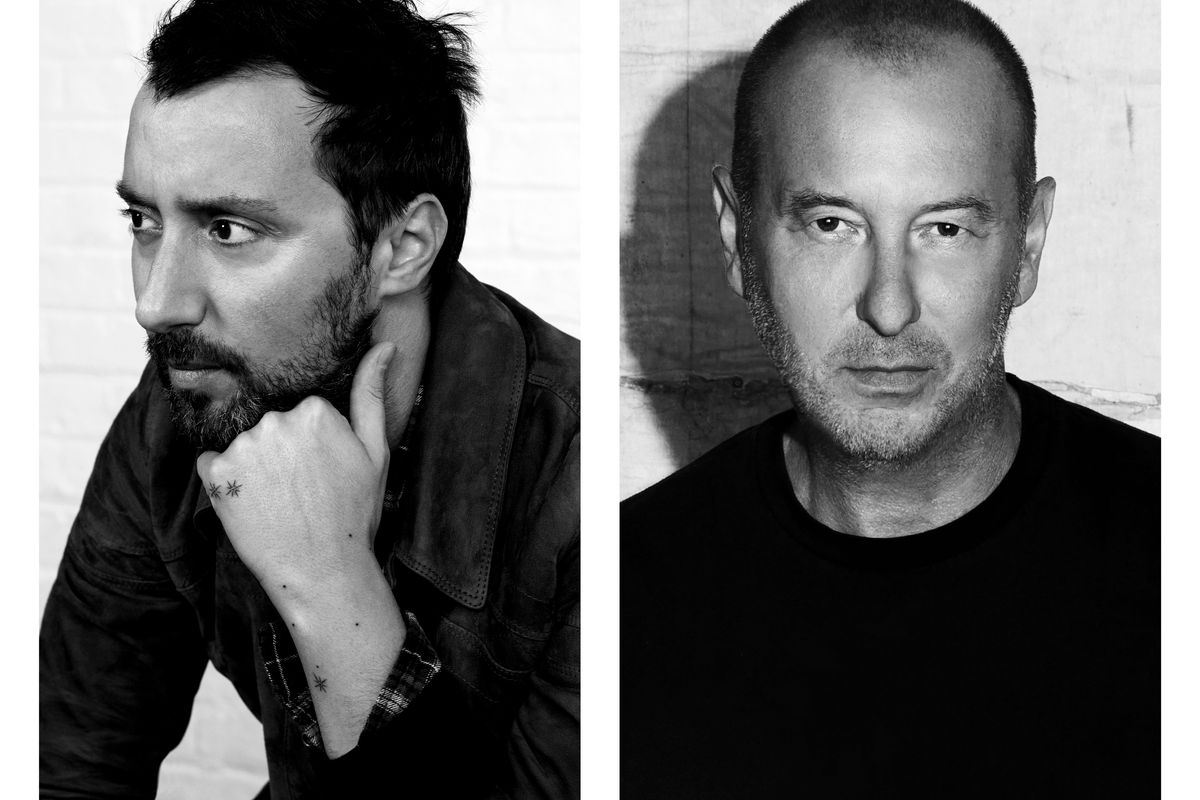 Helmut Lang Returns to Fashion With a Saint Laurent Collaboration
