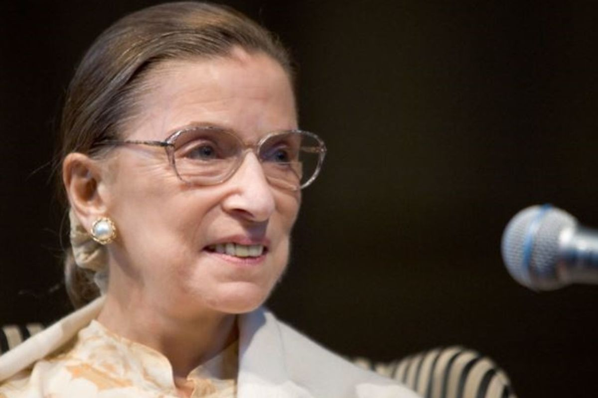 Fifth-grader starts petition to rename middle school after Ruth Bader Ginsburg
