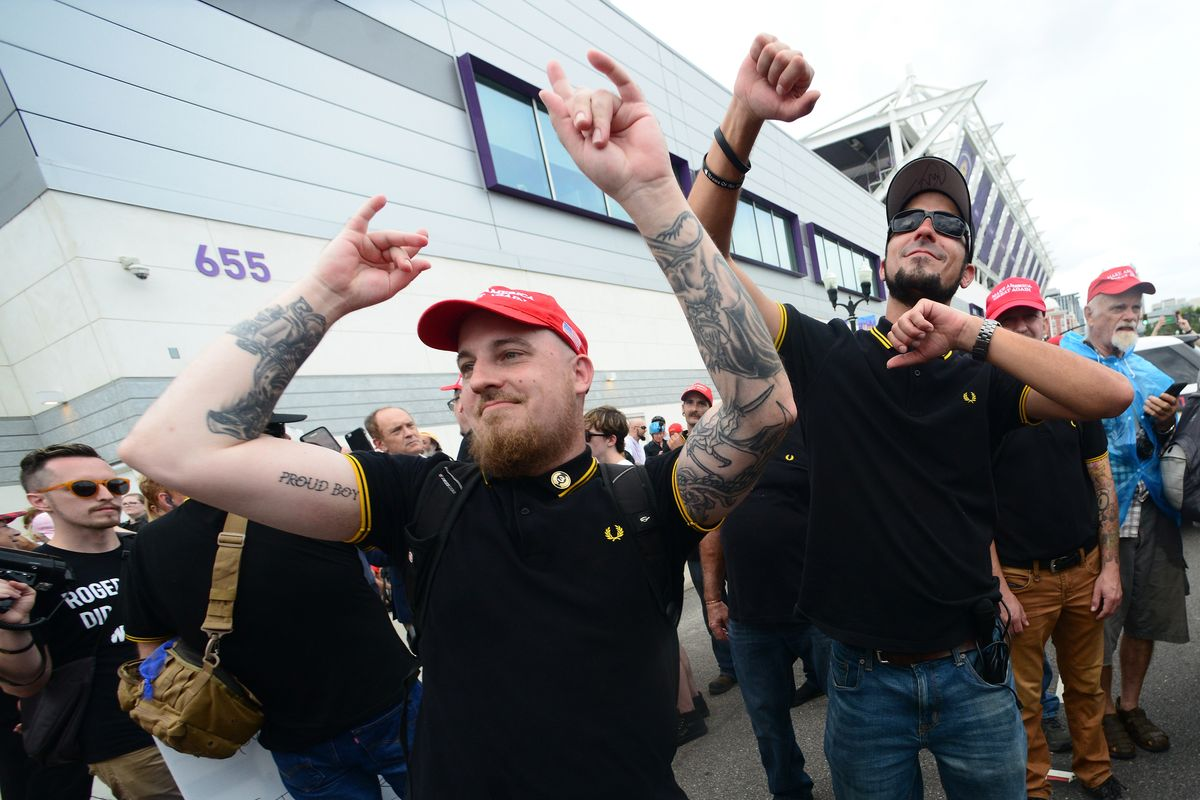 Fred Perry Pulls Polo After It Became the Proud Boys Uniform