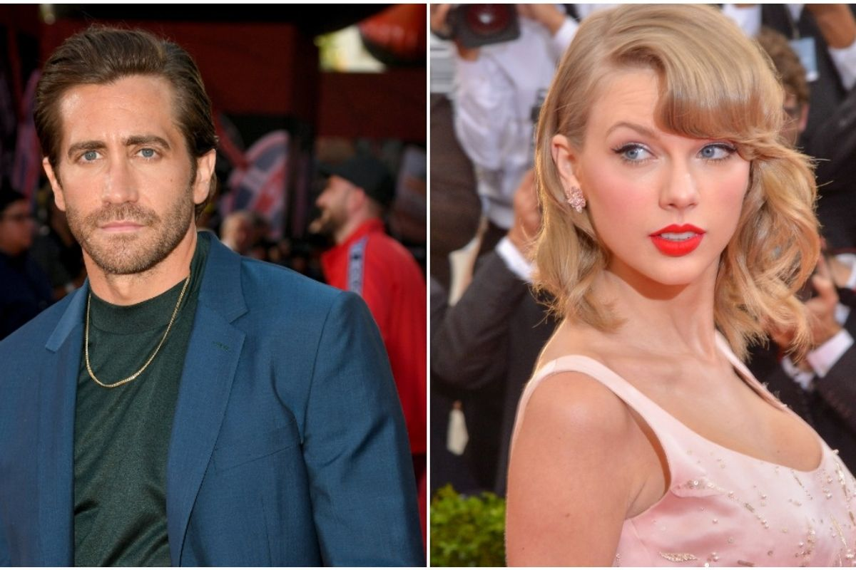 Taylor Swift Fans Troll Jake Gyllenhaal's Throwback Photo