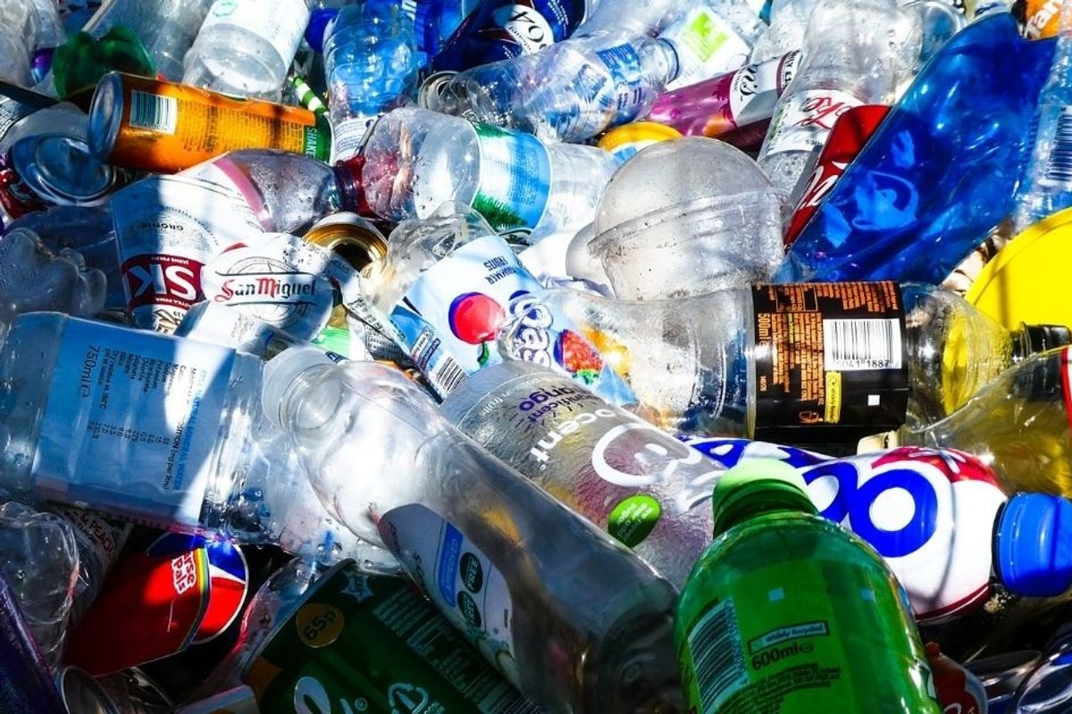 Scientists just created an enzyme that rapidly breaks down plastic pollution