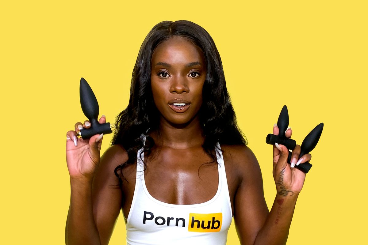 Pornhub Is Now Selling Sex Toys