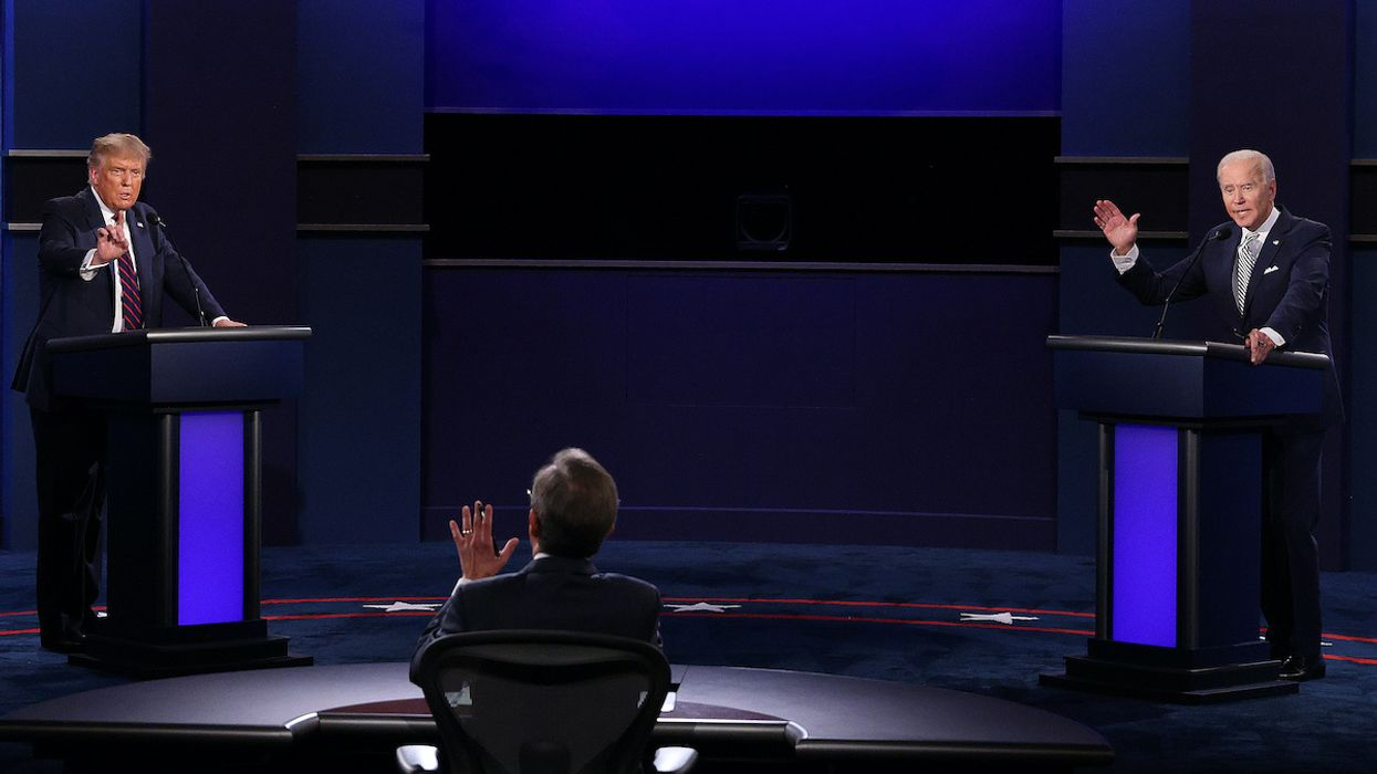 Climate Crisis Gets Just 10 Minutes at End of Presidential Debate