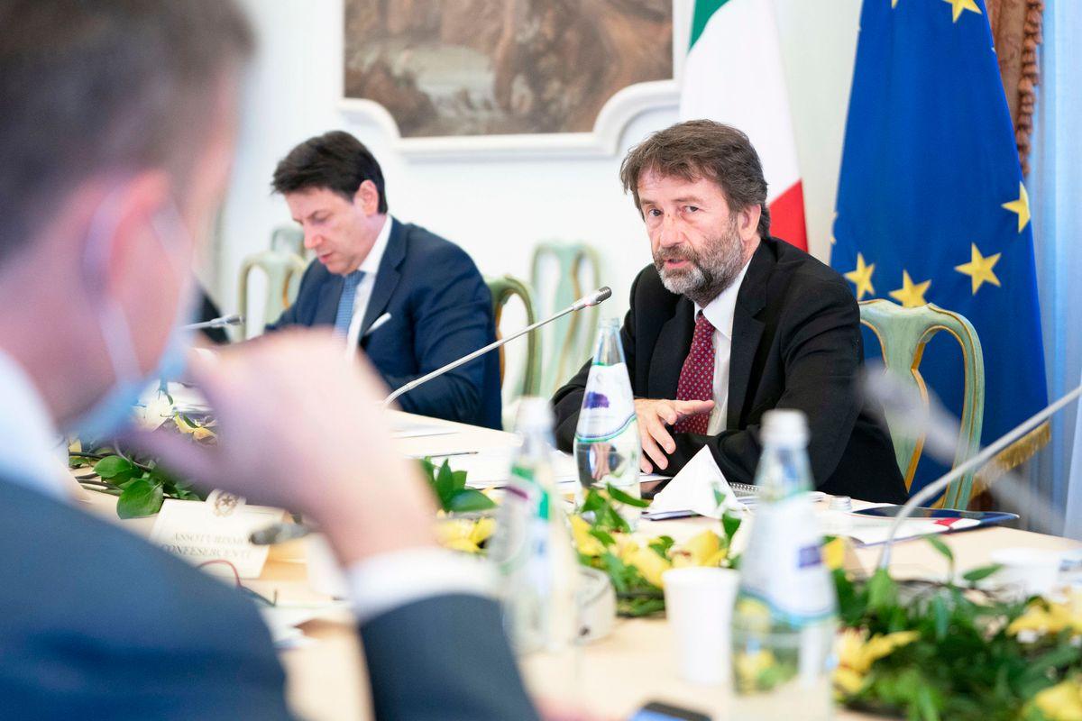 Franceschini, l'ago della bilancia nel governo Conte