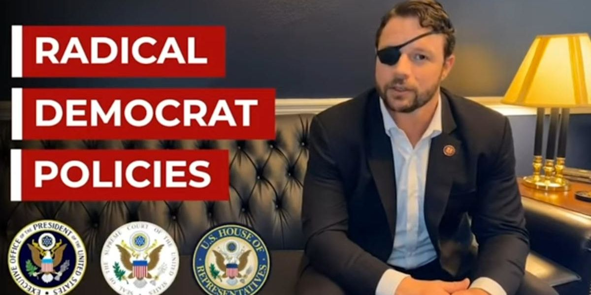 Dan Crenshaw highlights 10 radical bills the Democrat-led House passed, offers a look at what could happen if Joe Biden wins