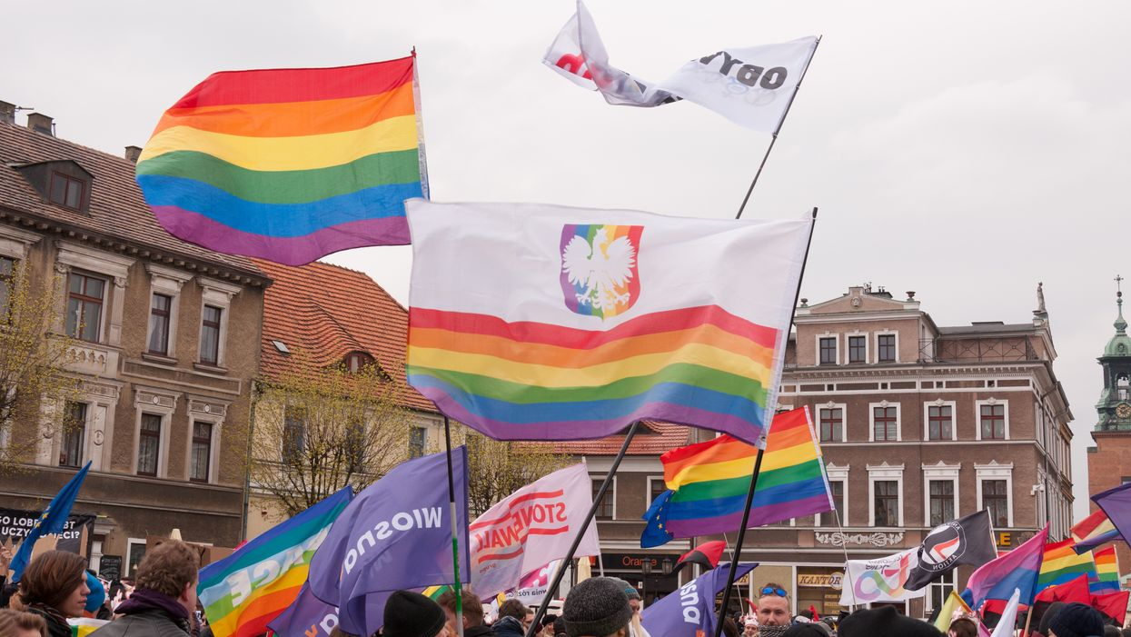 Ambassadors from 50 nations sign letter supporting LGBTQ rights in Poland