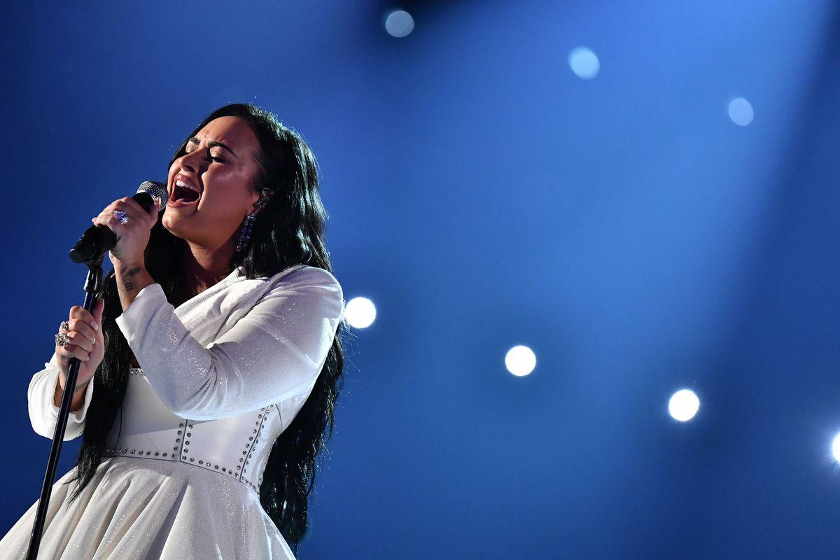 Demi Lovato Pens the Ultimate 'Fuck You'