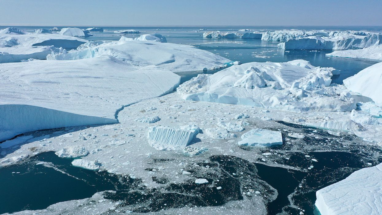 Greenland Ice Sheet Melting Faster Than at Any Time in Last 12,000 Years, Study Finds