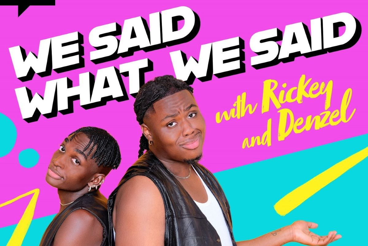 Rickey Thompson and Denzel Dion Were Born to Host Podcasts