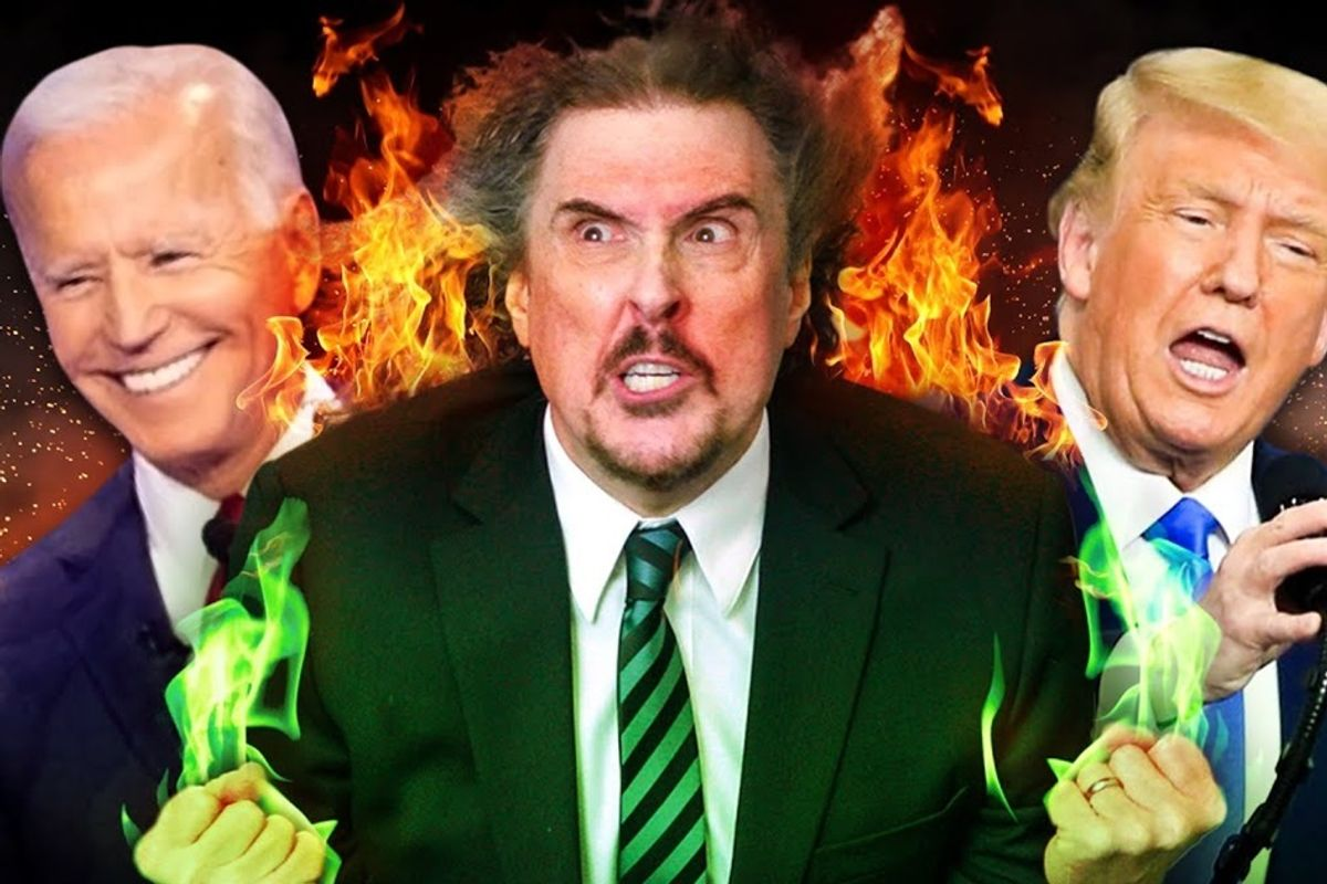'Weird Al' takes a rare foray into political humor with his hilarious new election song