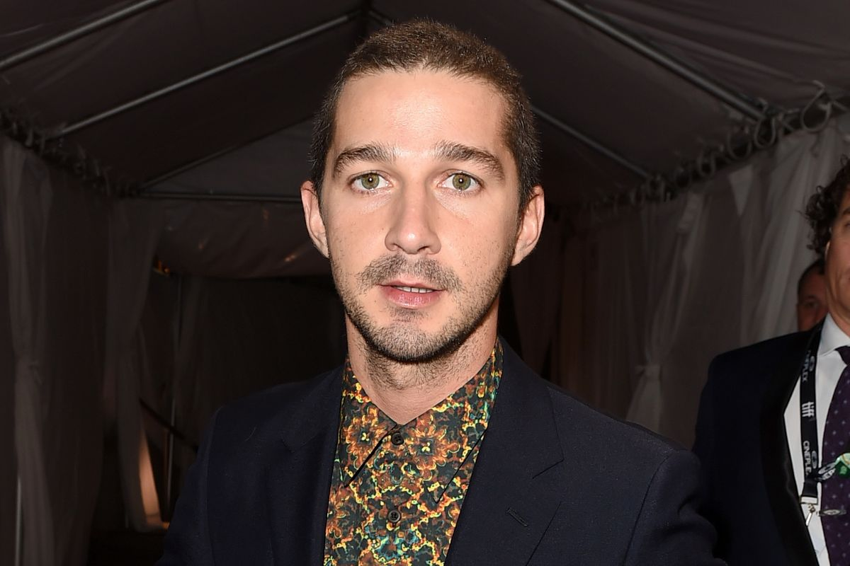 Shia LaBeouf Charged With Battery, Alleged Hat Theft