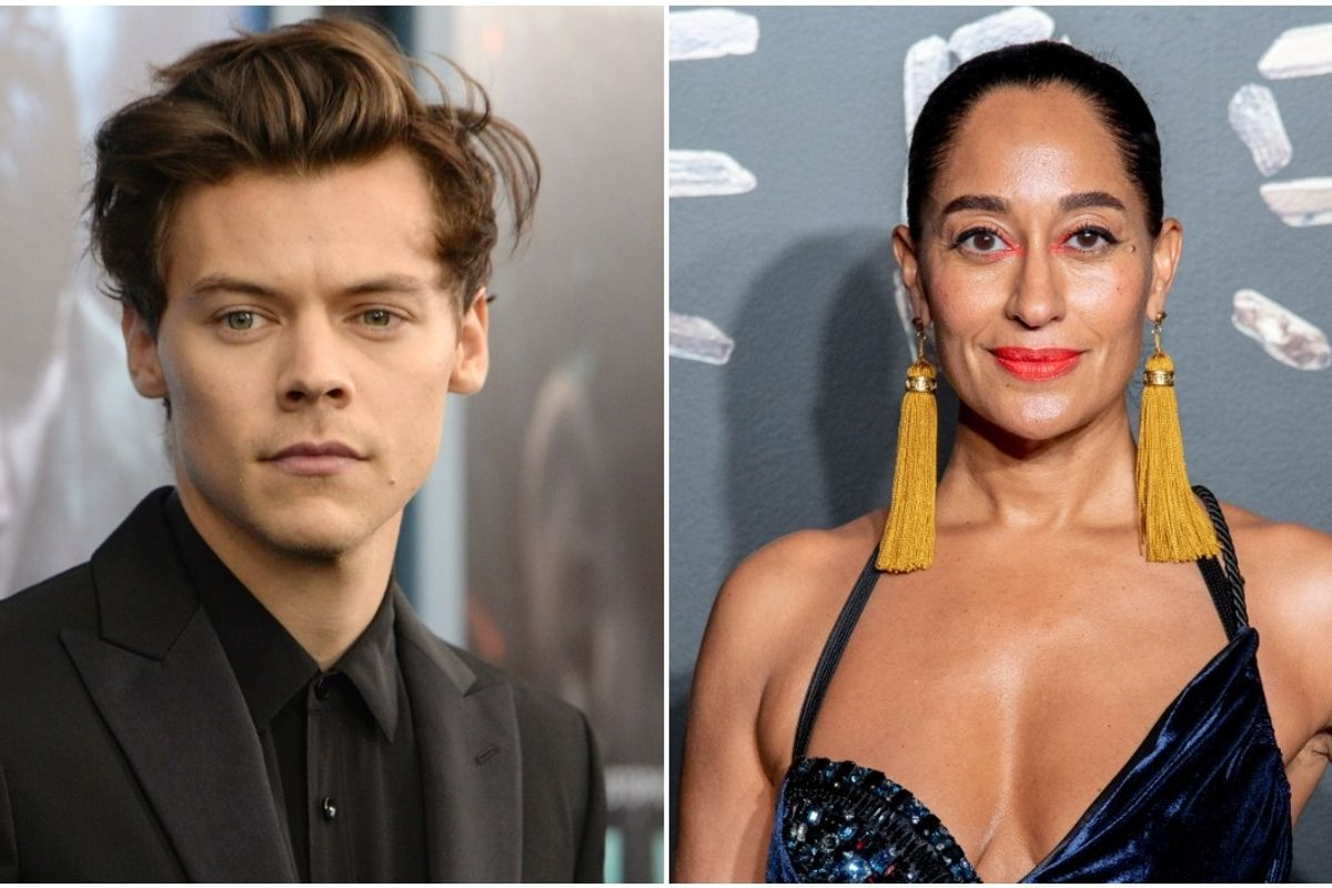 Fans Think Harry Styles and Tracee Ellis Ross Are Dating