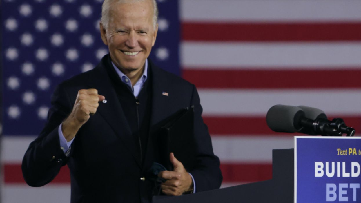 Biden Vows to Bar Fossil Fuel Leaders From Transition Team