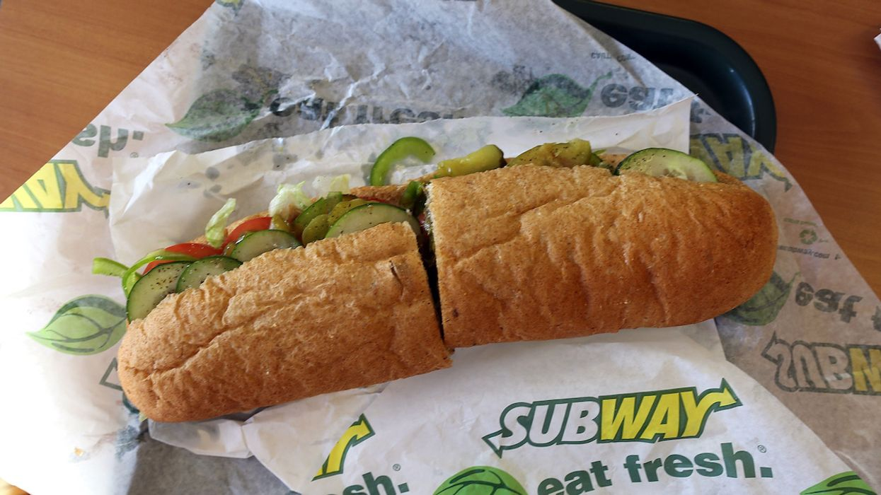 Subway Sandwich Bread Is Not Legally Bread, Irish Court Rules